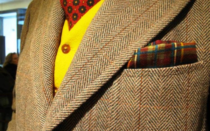 TWEED WALK A NAPOLI